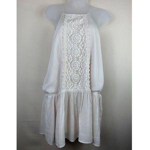 💫Blu Pepper, Ivory Dress.